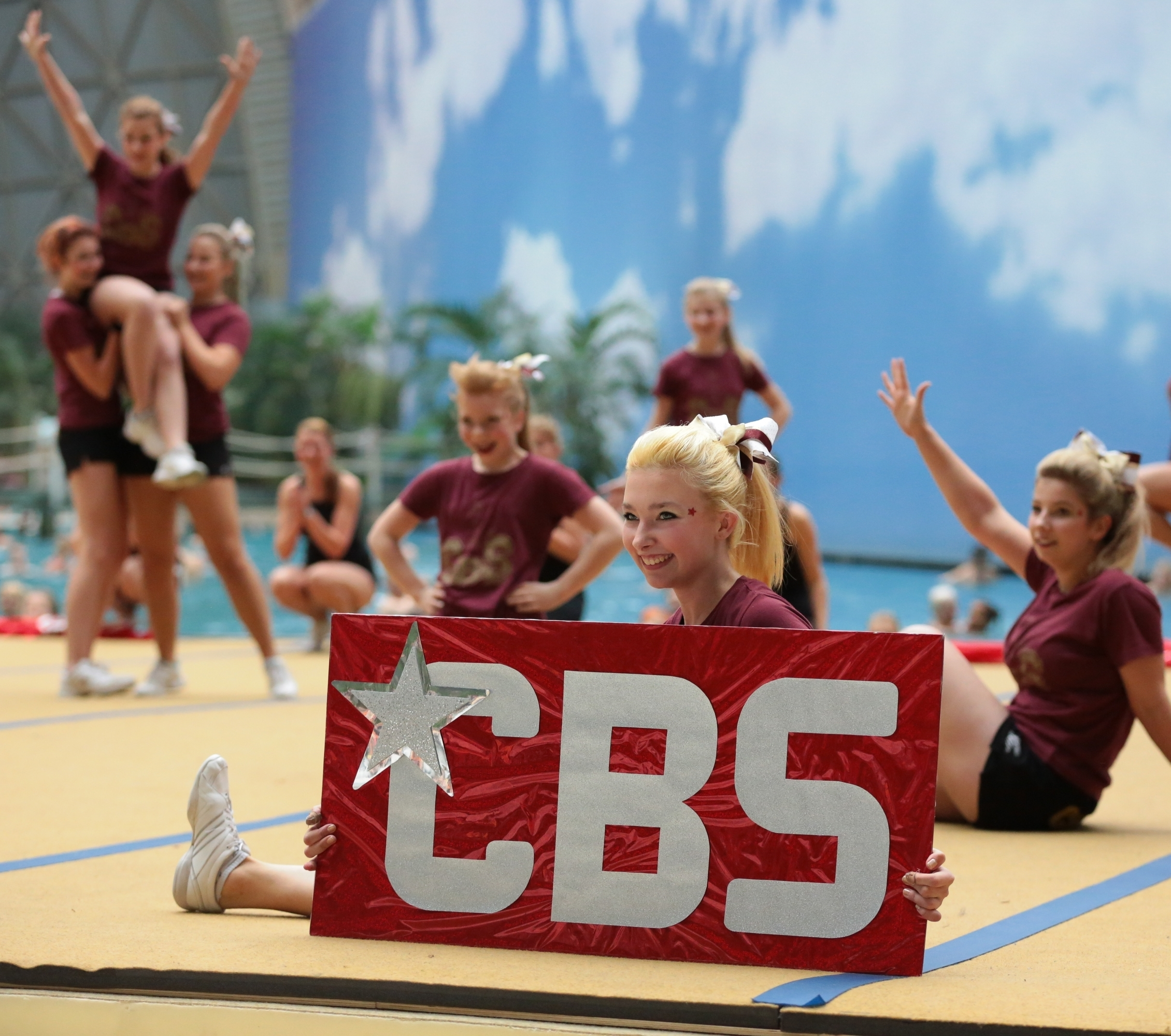 CBS Cheer Sensation Cottbus